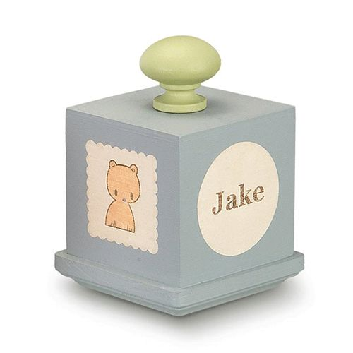 Personalized Music Box for Baby