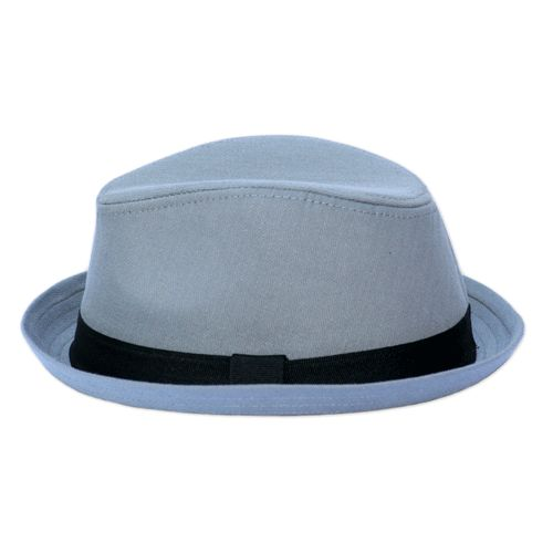 Gray Fedora for Kids