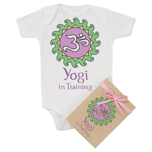 yogi in training onesie