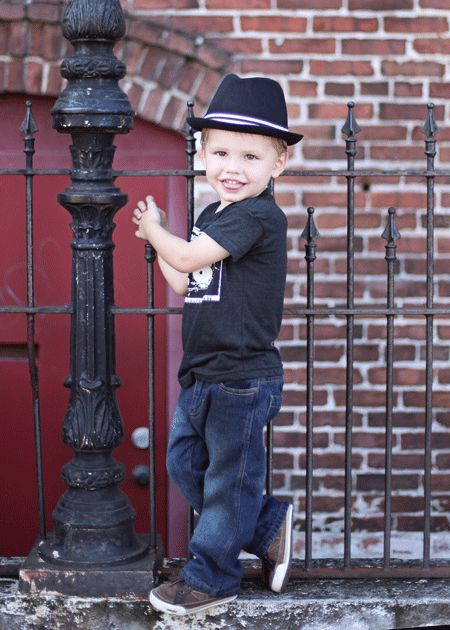 Let's Look At Some Springtime Fashion–Fedoras!