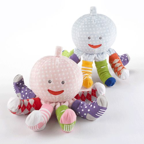 Sock Animal Gifts–What A Warm Present!